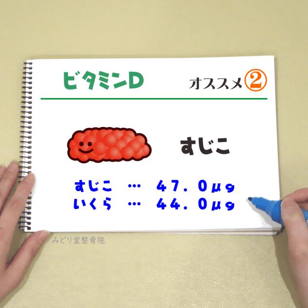 ビタミンD_オススメ2(すじこ)