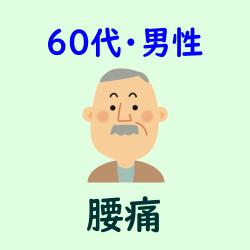 60代・男性・腰痛