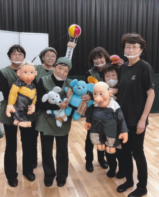 人形劇サークル「うどの大木」